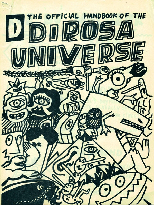The official handbook of the Dirosa Universe