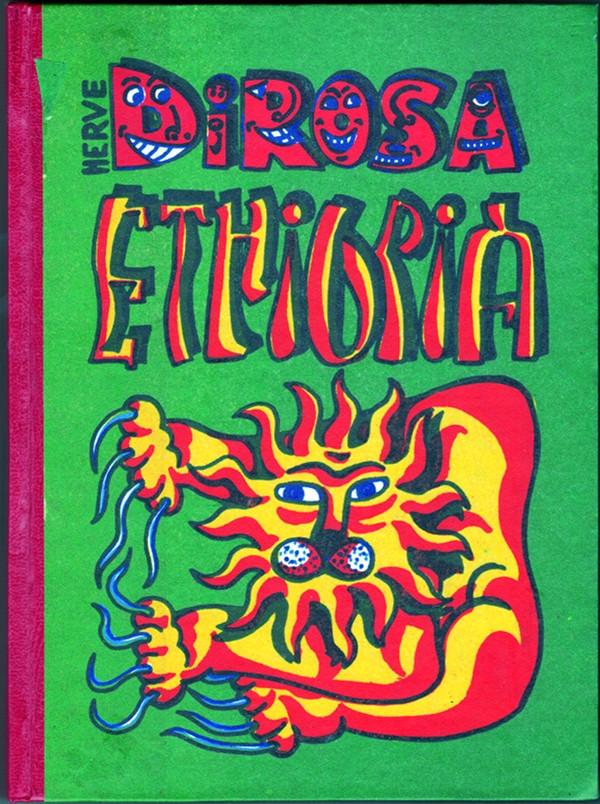 Hervé Di Rosa Ethiopia 4e étape autour du monde, 1996
