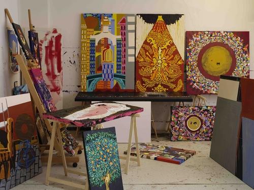 Atelier de Séville, Roberto Battistini