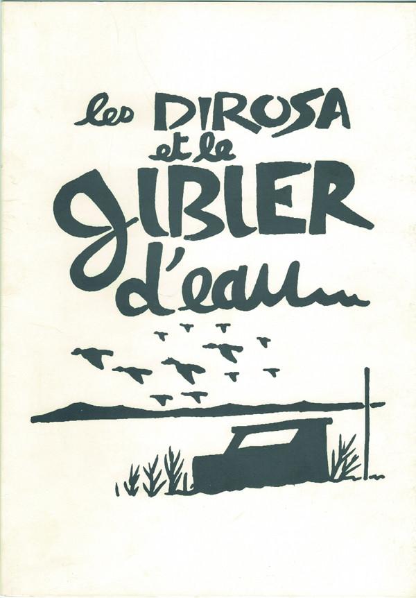 Balaruc le Vieux, Les Dirosa et le gibier d'eau.
