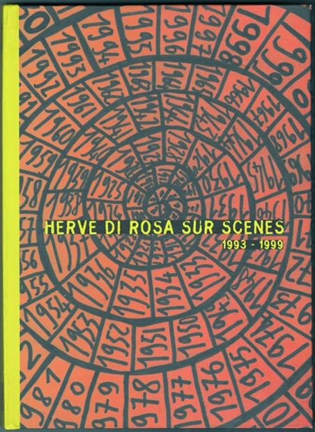 Annecy, Bonlieu scène nationale, Hervé Di Rosa sur scènes