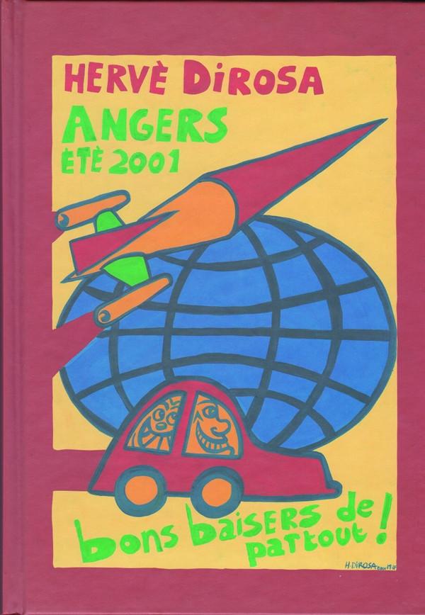 Angers, salle Chemellier, Bons baisers de partout