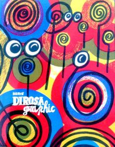 Dirosa Graphic (catalogue raisonné de l'oeuvre graphique 1977-2012)