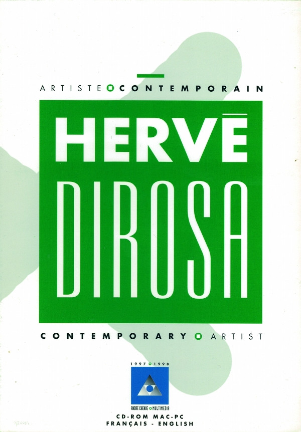 Hervé Di Rosa cd-rom