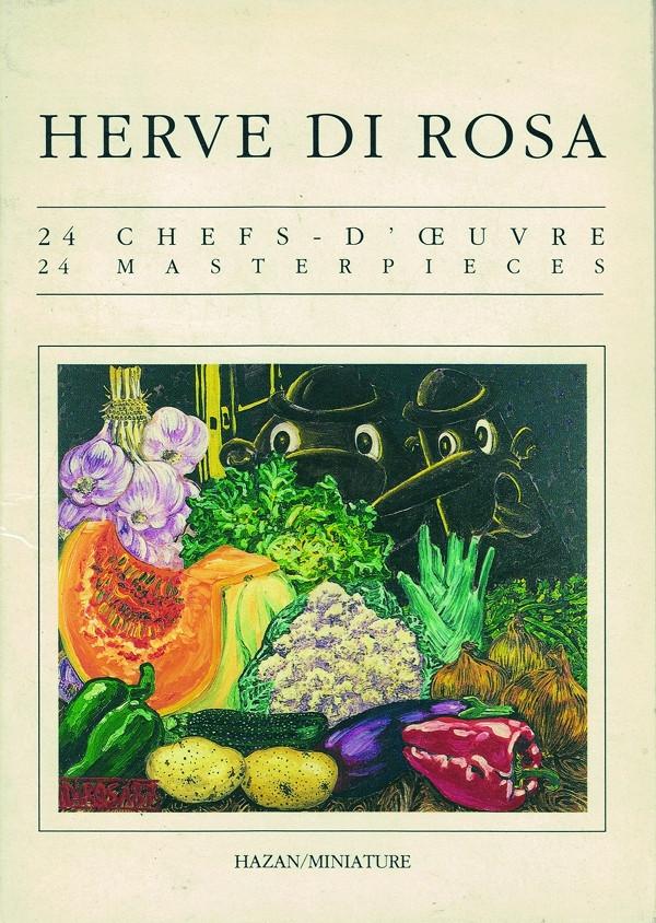 Hervé Di Rosa, 24 chefs-d'oeuvre