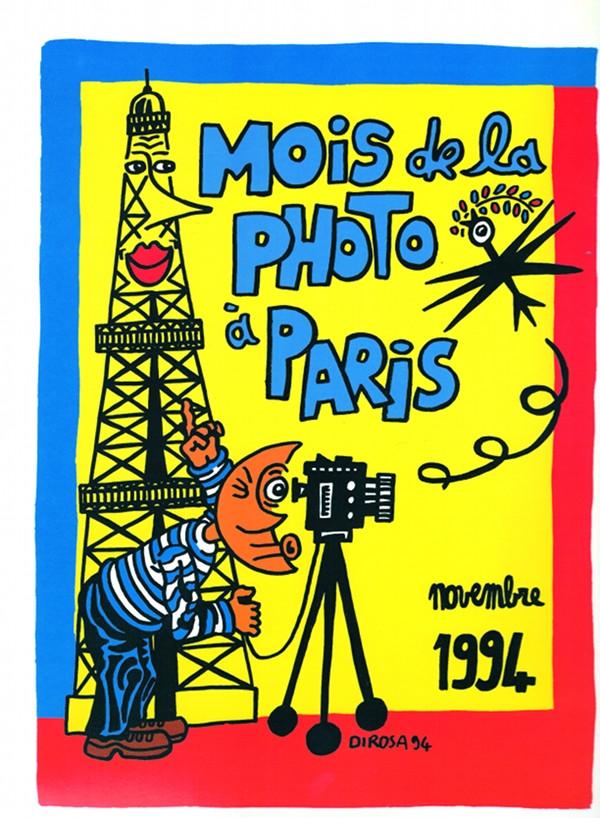 Mois de la photo à Paris
