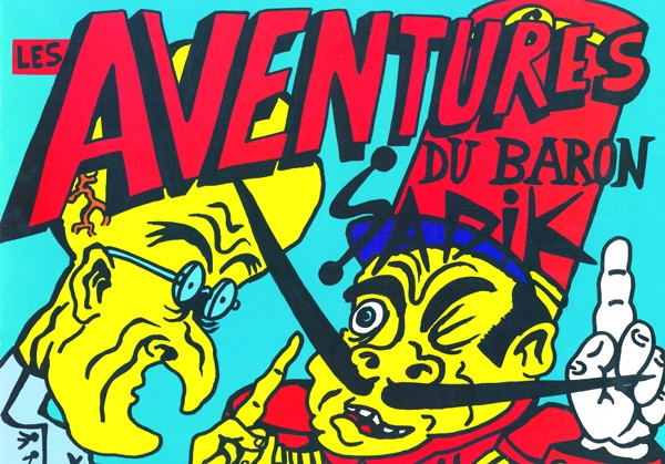 Les aventures du Baron Sadik