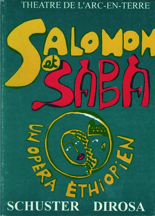 Salomon et Saba, un opéra éthiopien