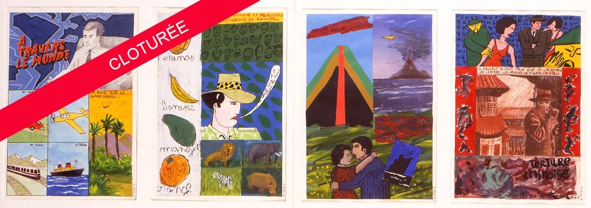 La Figuration Libre (exposition collective)