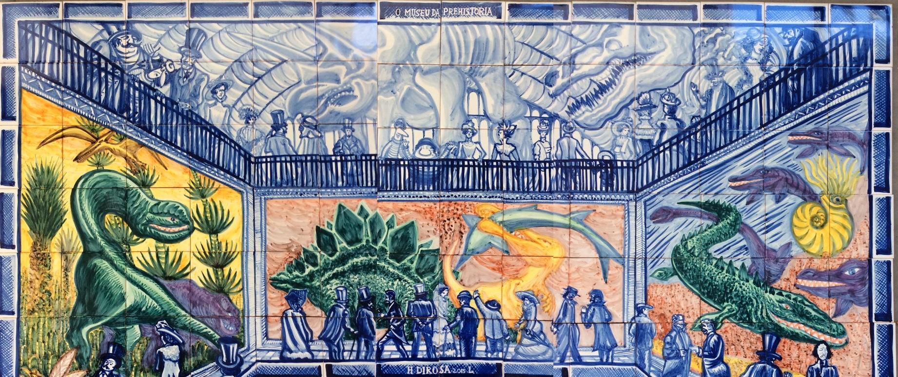 Lisbonne – 19e étape – travail en cours