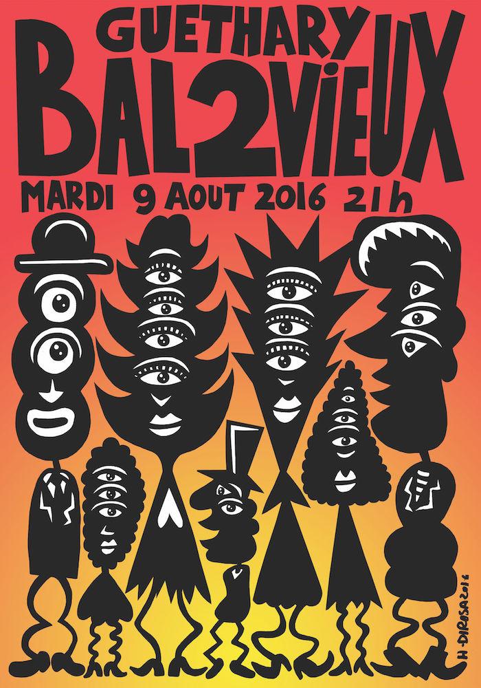 bal2vieux, Guéthary 2016