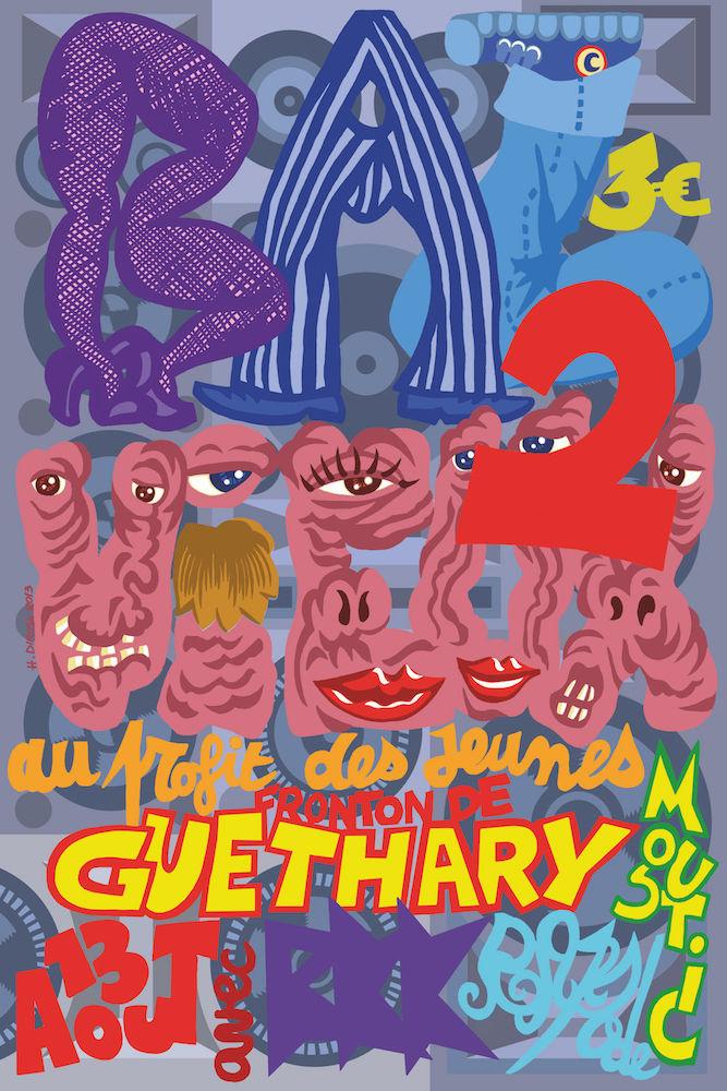 bal2vieux, Guéthary 2013