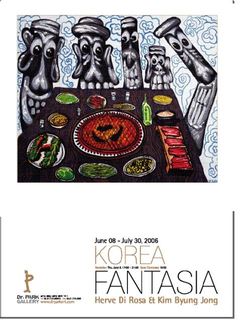 exposition Korea Fantasia, Corée du Sud 2006