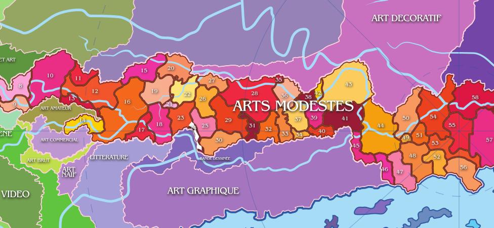 Conférence arts modestes à Toulouse