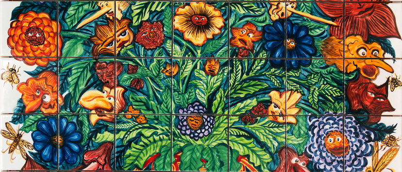 Azulejos Di Rosa
