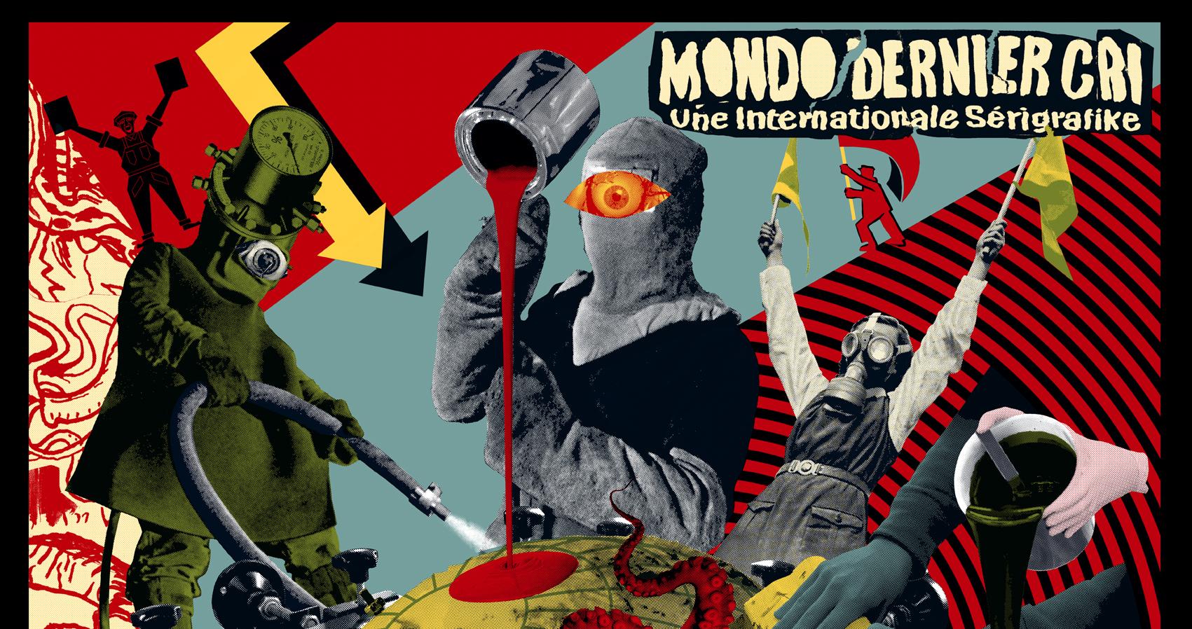 Exposition MONDO DERNIER CRI au MIAM