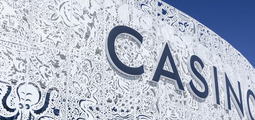 Palais des Congrés et Casino d'Agde: A+ Architecture & Hervé Di Rosa